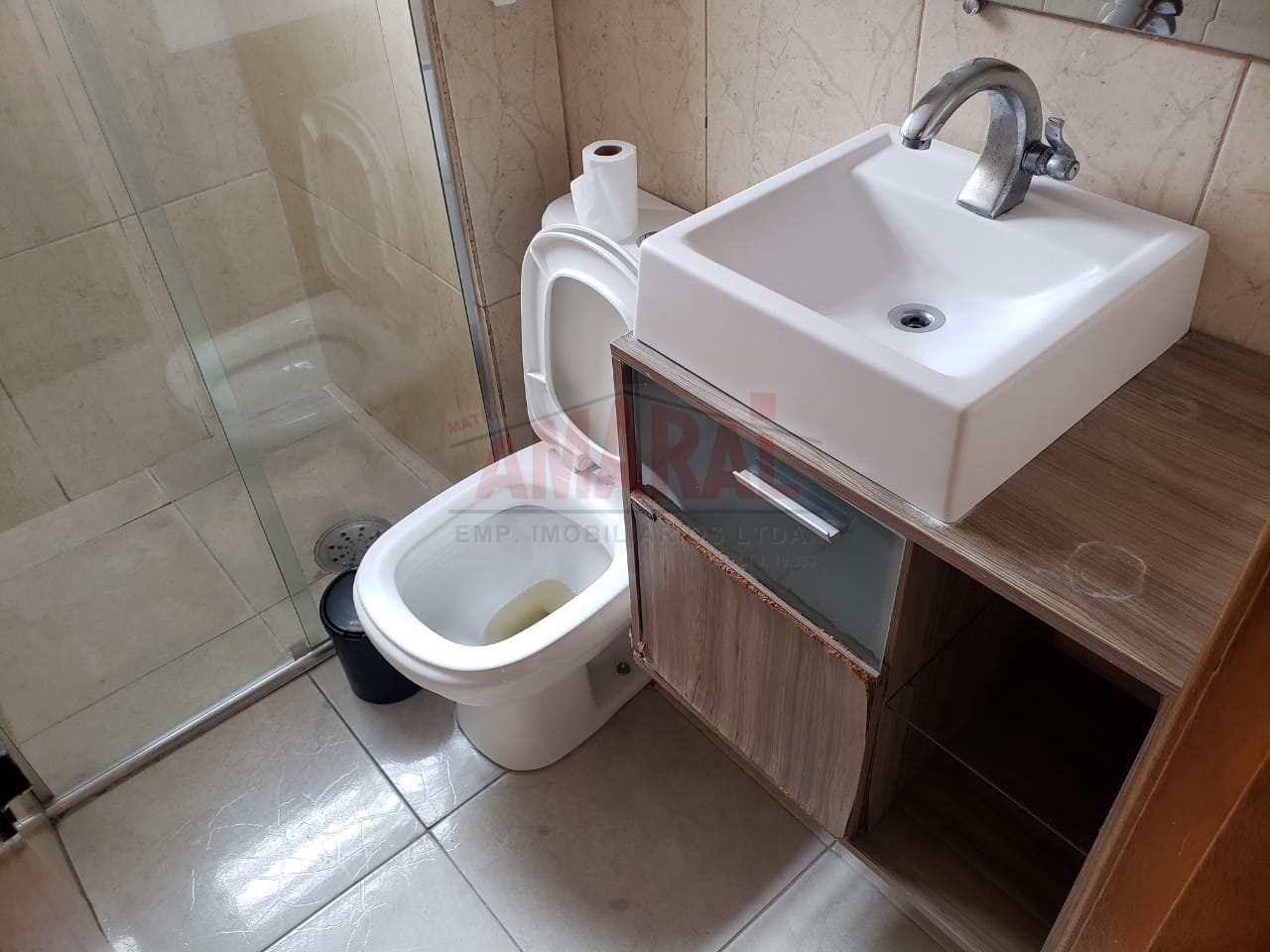 Apartamento com 2 dorms, Cidade Satélite Santa Bárbara, São Paulo - R$ 195 mil, Cod: 11347