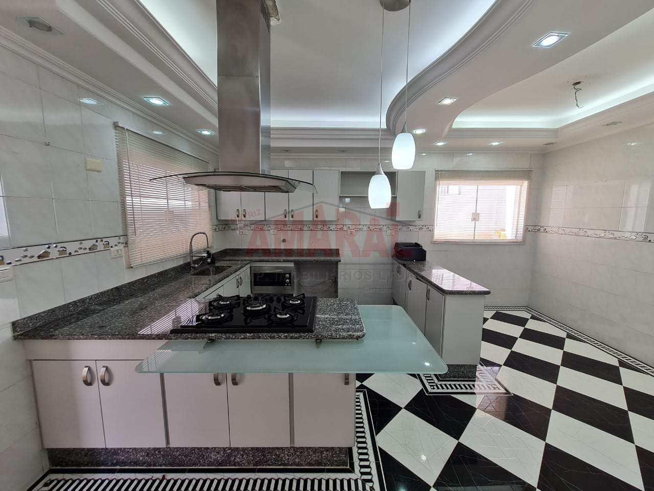 Sobrado com 4 dorms, Cidade Satélite Santa Bárbara, São Paulo - R$ 950 mil, Cod: 11353