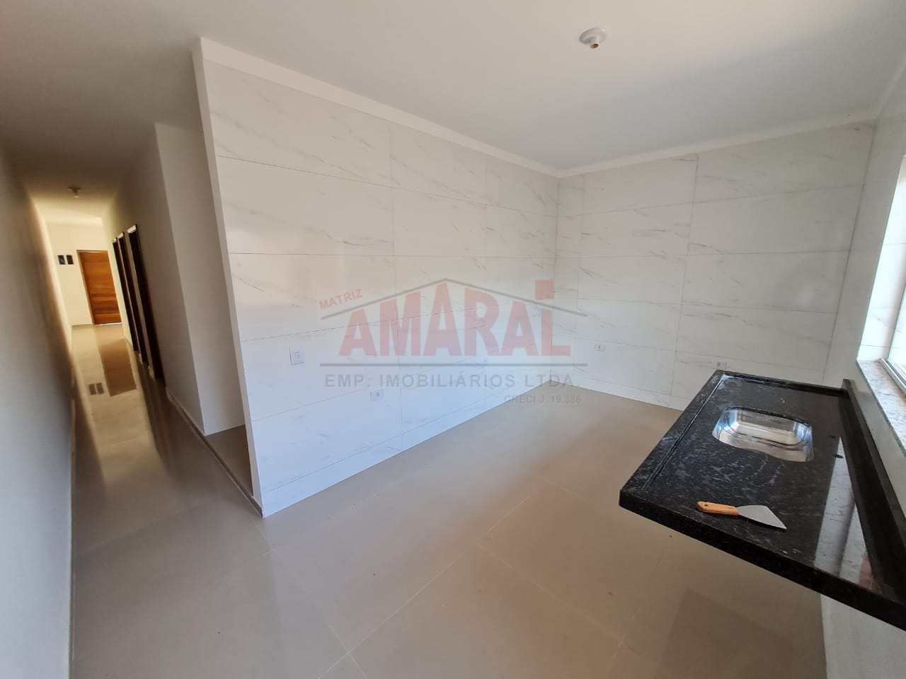 Casa com 2 dorms, Jardim Vera Cruz(Zona Leste), São Paulo - R$ 370 mil, Cod: 11354