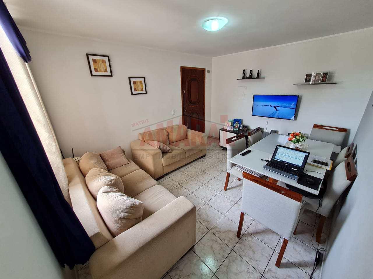 Apartamento com 2 dorms, Cidade Satélite Santa Bárbara, São Paulo - R$ 185 mil, Cod: 11355