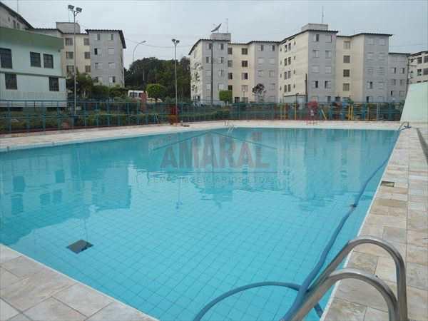 Apartamento com 2 dorms, Cidade Satélite Santa Bárbara, São Paulo - R$ 180 mil, Cod: 11357