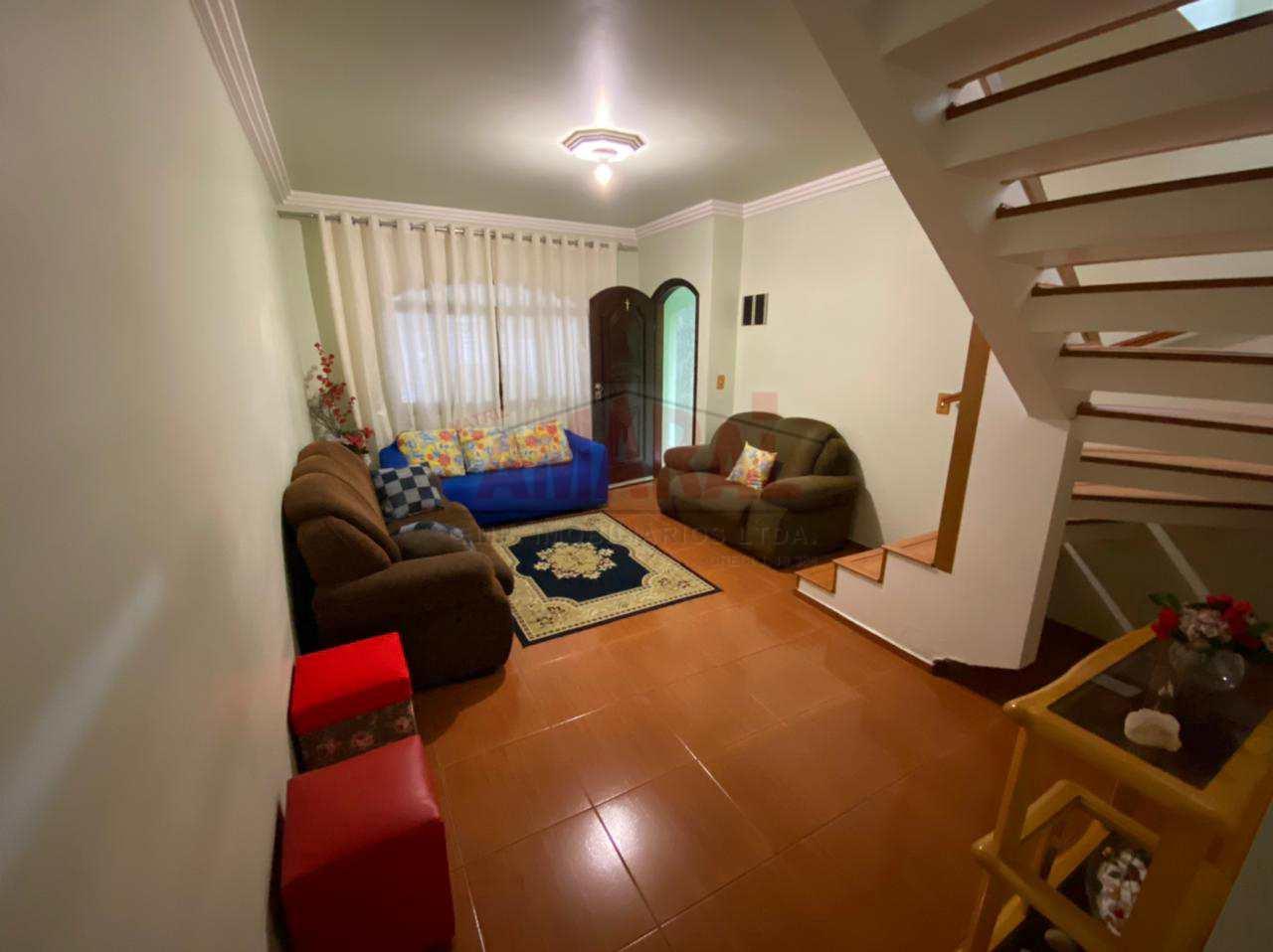 Sobrado com 3 dorms, Jardim Rodolfo Pirani, São Paulo - R$ 450 mil, Cod: 11393