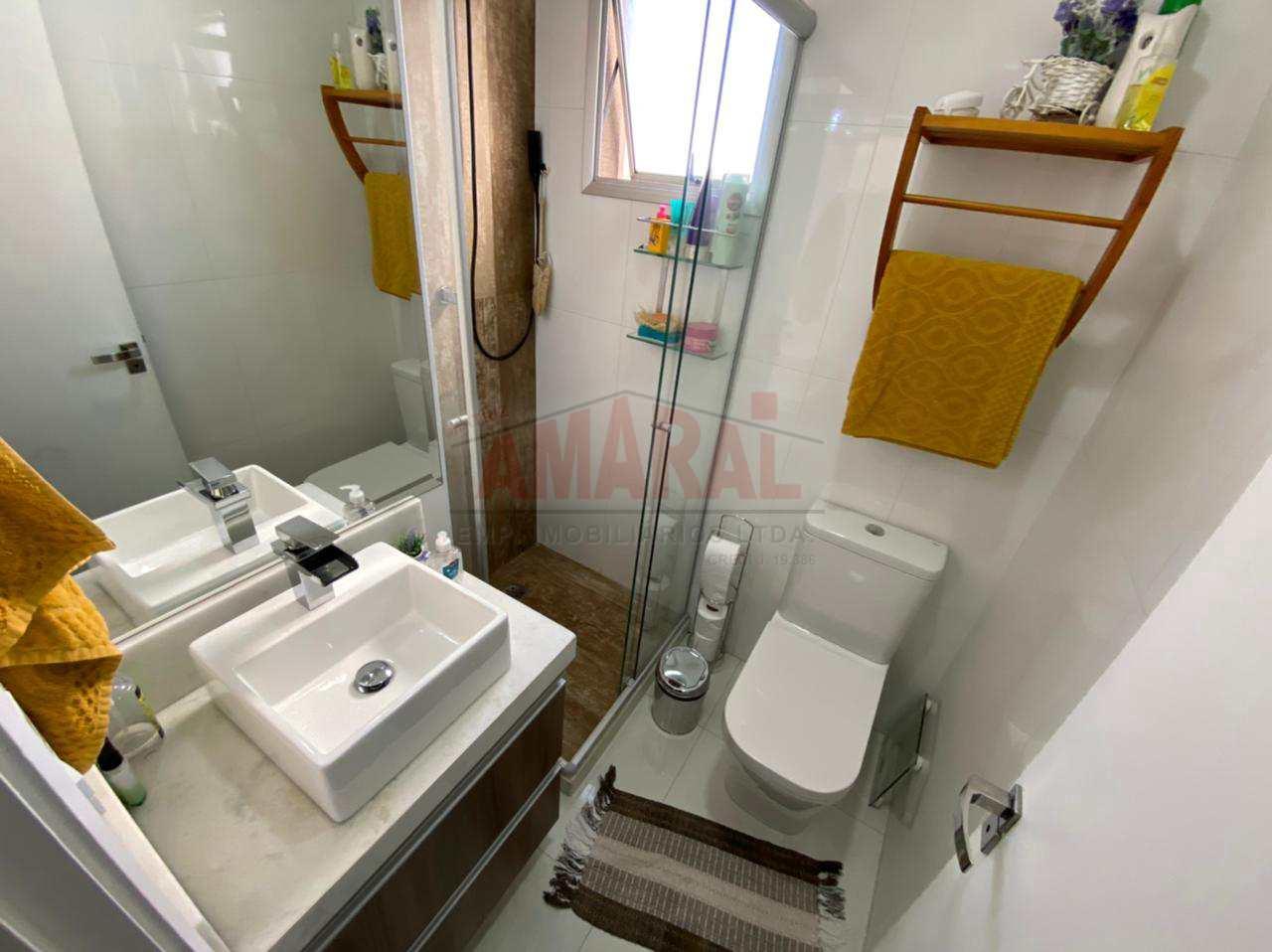 Apartamento com 2 dorms, Jardim Três Marias, São Paulo - R$ 235 mil, Cod: 11395