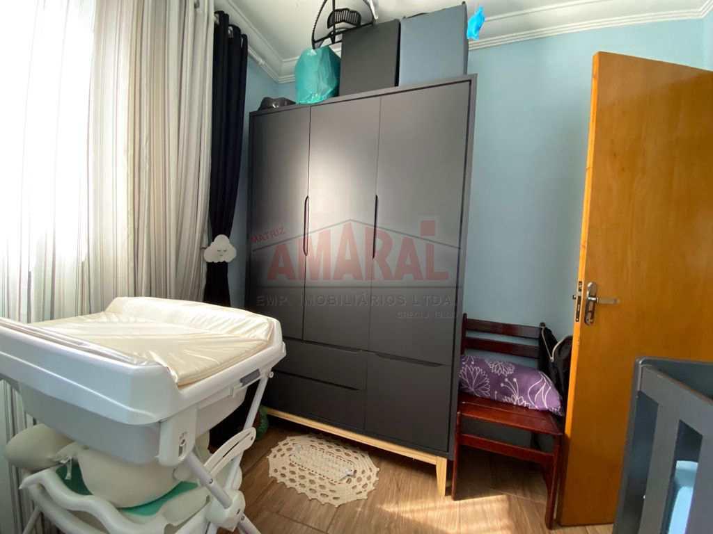Apartamento com 2 dorms, Cidade Satélite Santa Bárbara, São Paulo - R$ 175 mil, Cod: 11421