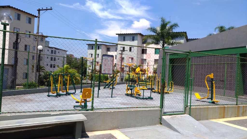 Apartamento com 2 dorms, Cidade Satélite Santa Bárbara, São Paulo - R$ 155 mil, Cod: 11437