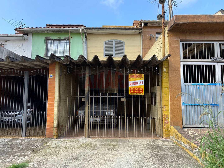 Sobrado com 2 dorms, Jardim Adutora, São Paulo - R$ 450 mil, Cod: 11441
