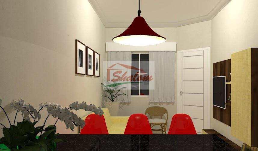 Casa com 2 dorms, Balneário dos Golfinhos, Caraguatatuba - R$ 180 mil, Cod: 571