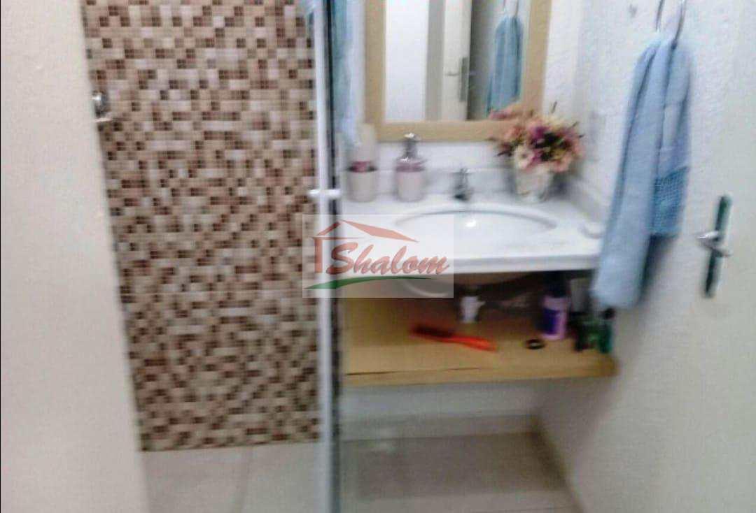 Sobrado de Condomínio com 2 dorms, Cidade Jardim, Caraguatatuba - R$ 240 mil, Cod: 1222