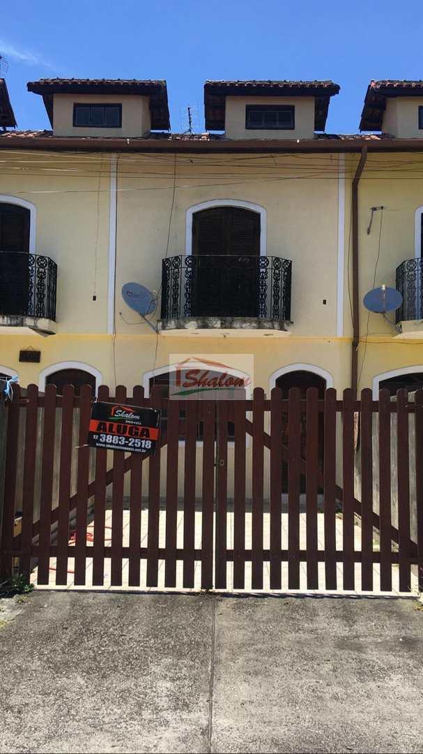 Sobrado com 2 dorms, Pontal de Santa Marina, Caraguatatuba, Cod: 1233