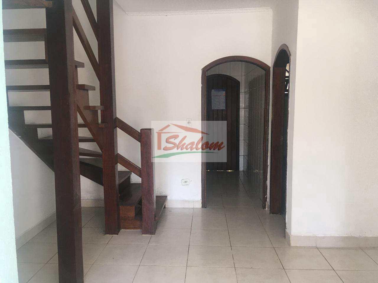 Sobrado com 2 dorms, Pontal de Santa Marina, Caraguatatuba, Cod: 1245