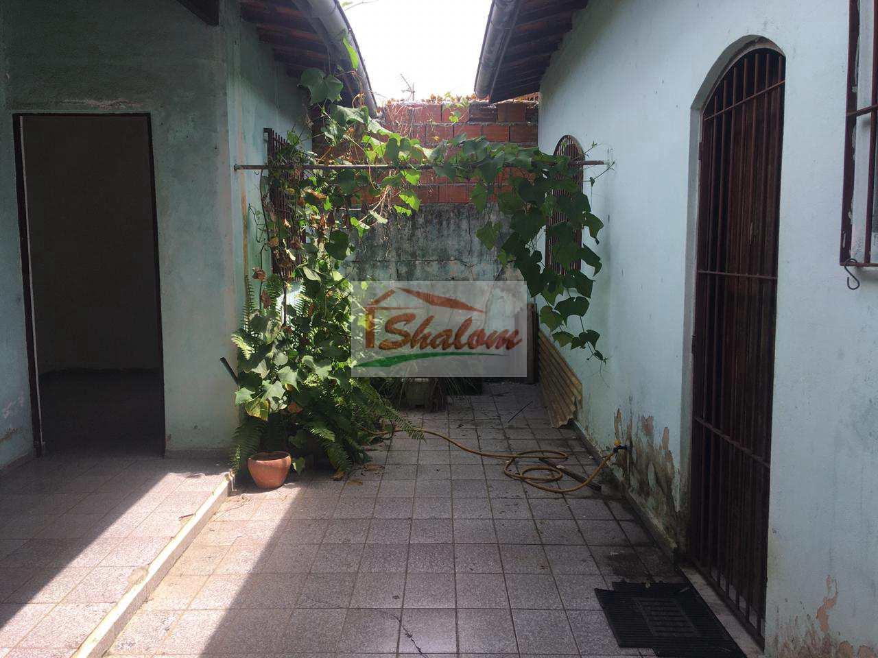 Casa com 2 dorms, Morro do Algodão, Caraguatatuba - R$ 270 mil, Cod: 1246