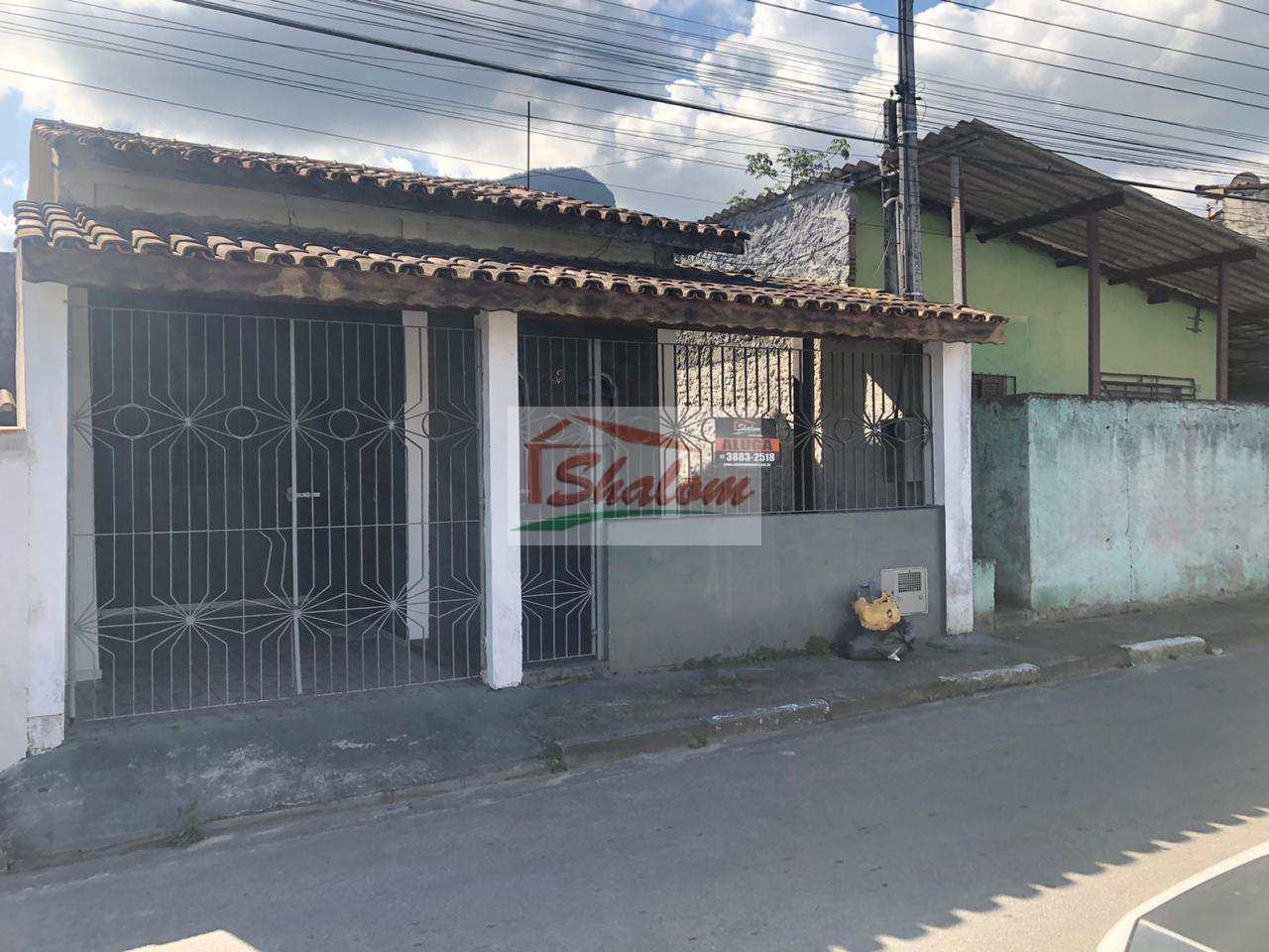 Casa com 2 dorms, Tinga, Caraguatatuba, Cod: 1249