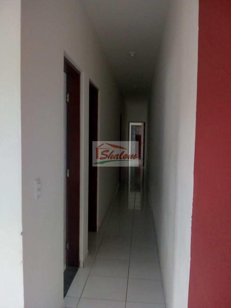 Casa com 3 dorms, Rio do Ouro, Caraguatatuba, Cod: 1257