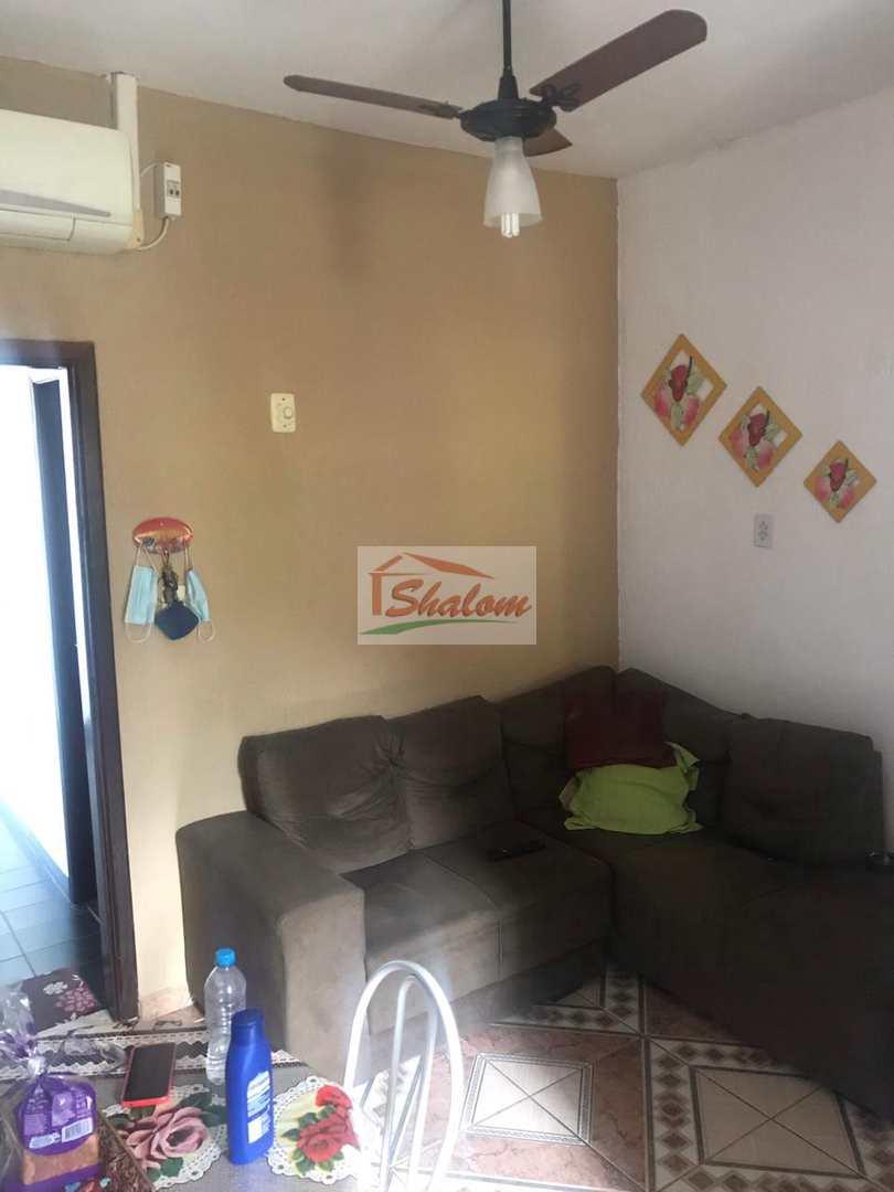 Apartamento com 1 dorm, Centro, Caraguatatuba - R$ 170 mil, Cod: 1286
