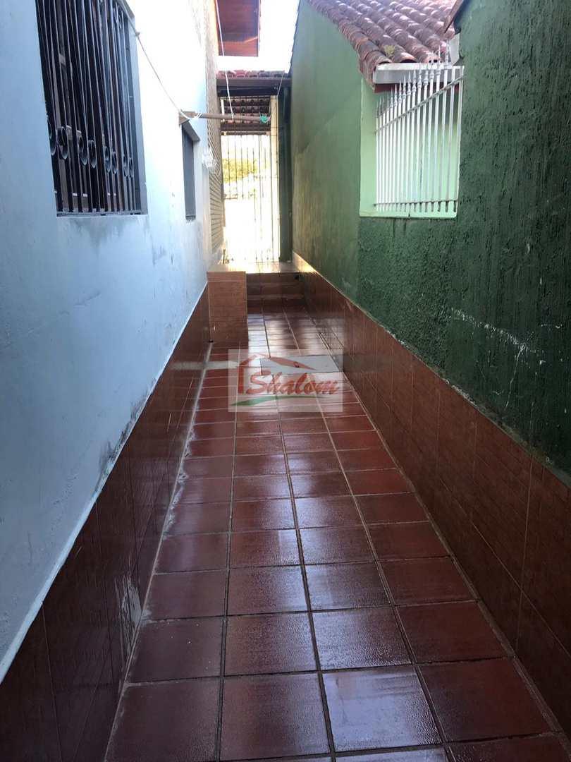 Casa com 3 dorms, Caputera, Caraguatatuba, Cod: 1289