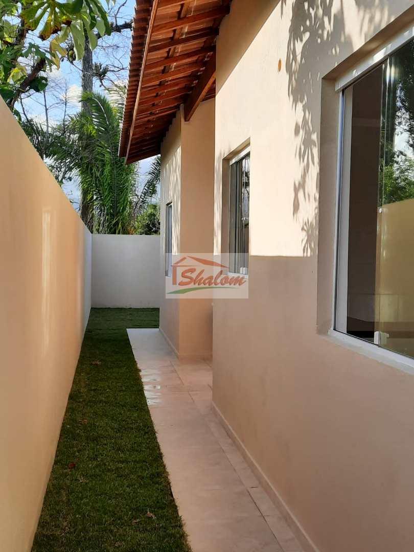 Casa com 2 dorms, Loteamento Estância Mirante de Caraguatatuba, Caraguatatuba - R$ 250 mil, Cod: 1290