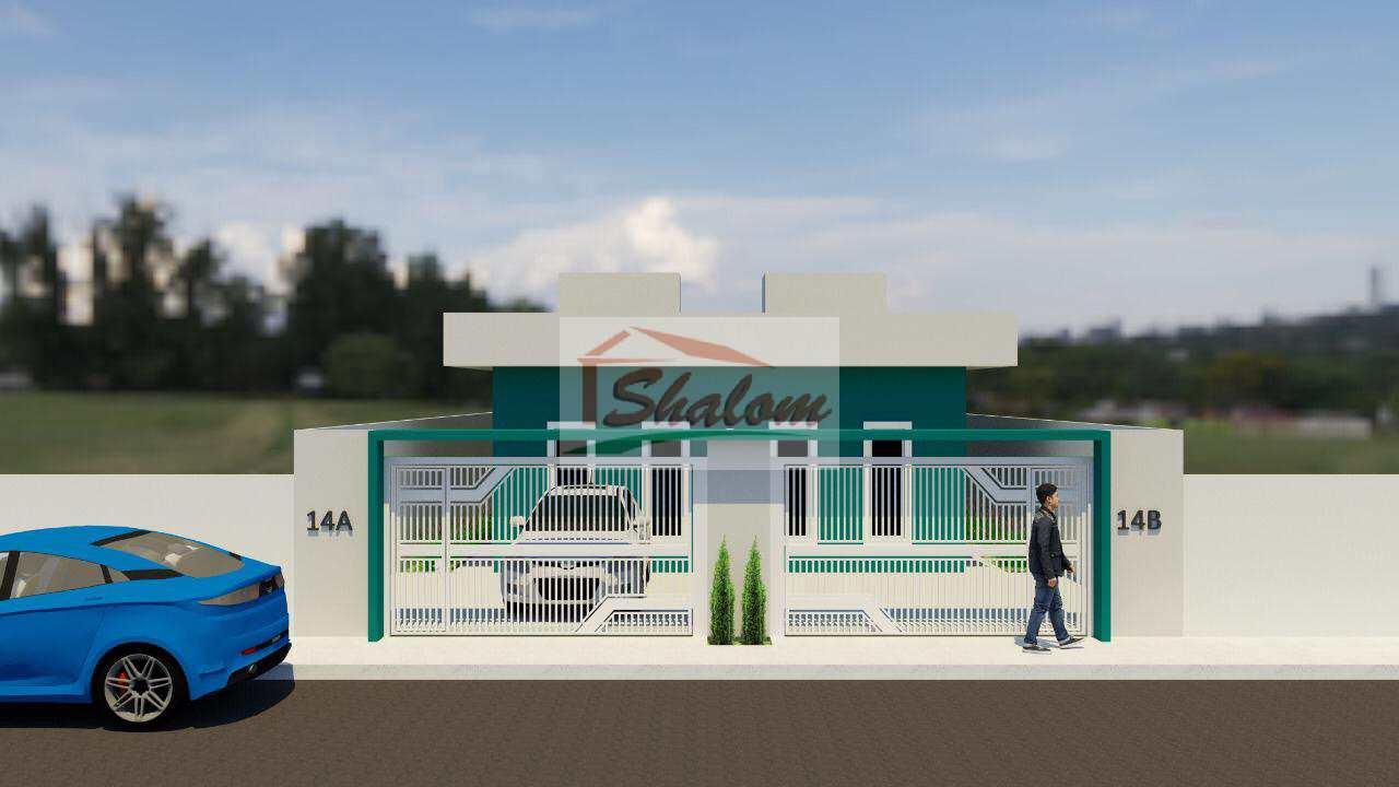 Casa com 3 dorms, Balneário dos Golfinhos, Caraguatatuba - R$ 255 mil, Cod: 1293