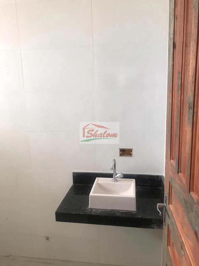 Casa com 3 dorms, Balneário dos Golfinhos, Caraguatatuba - R$ 320 mil, Cod: 1298