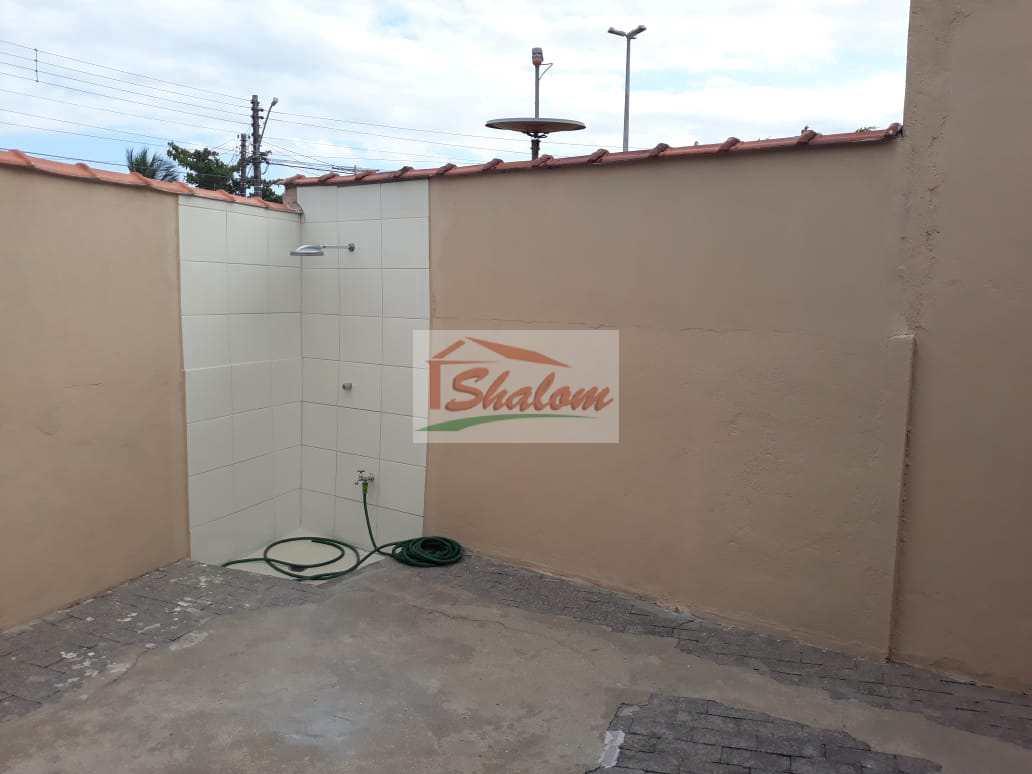 Casa com 3 dorms, Parque Balneário Poiares, Caraguatatuba - R$ 480 mil, Cod: 1300