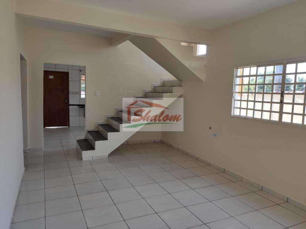Casa com 2 dorms, São Sebastião, Jaciara - R$ 580 mil, Cod: 1303