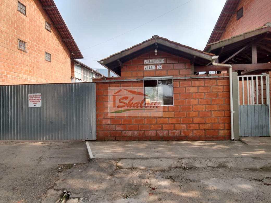 Casa de Condomínio com 1 dorm, Praia Sape, Ubatuba - R$ 255 mil, Cod: 1314