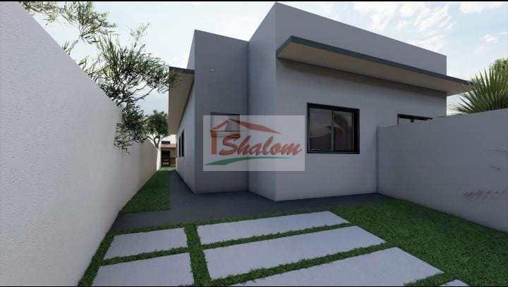 Casa com 3 dorms, Balneário dos Golfinhos, Caraguatatuba - R$ 330 mil, Cod: 1318