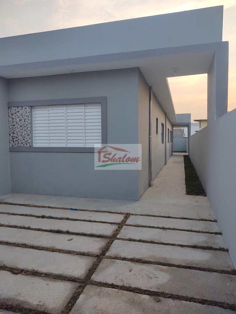 Casa com 3 dorms, Balneário Recanto do Sol, Caraguatatuba - R$ 350 mil, Cod: 1322