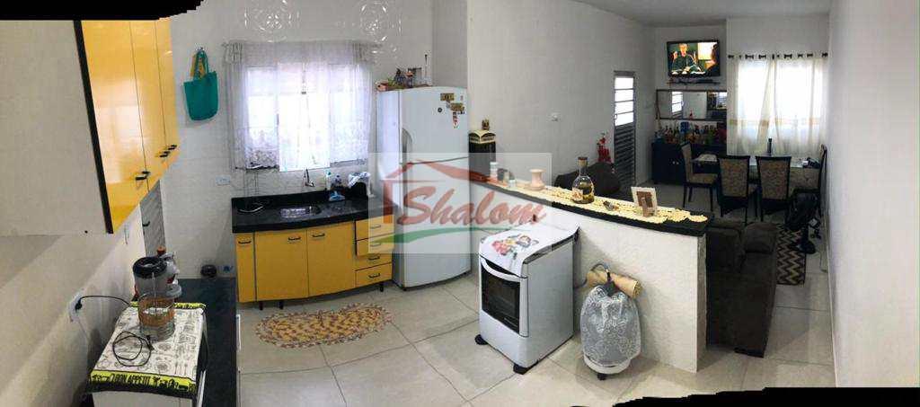 Casa com 3 dorms, Loteamento Rio Marinas, Caraguatatuba - R$ 330 mil, Cod: 1326