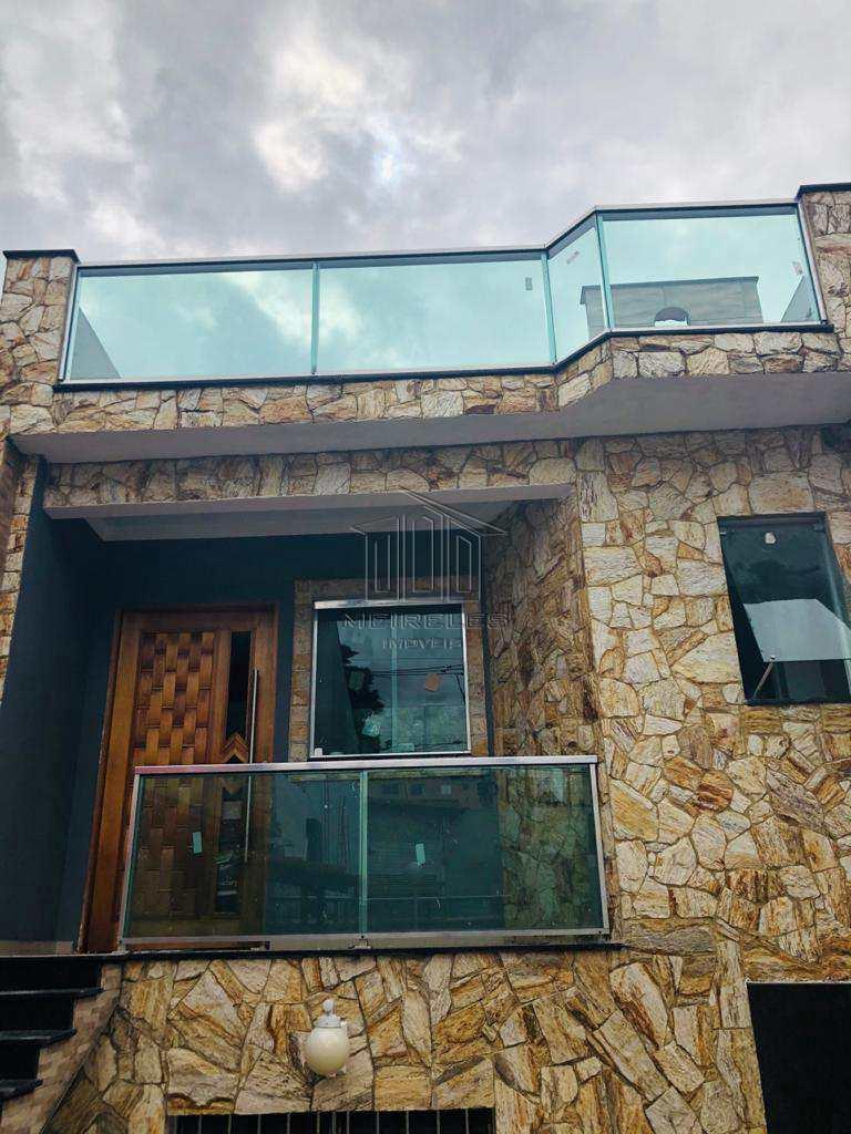 Casa com 2 dorms, Vila Paranaguá, São Paulo, Cod: 578