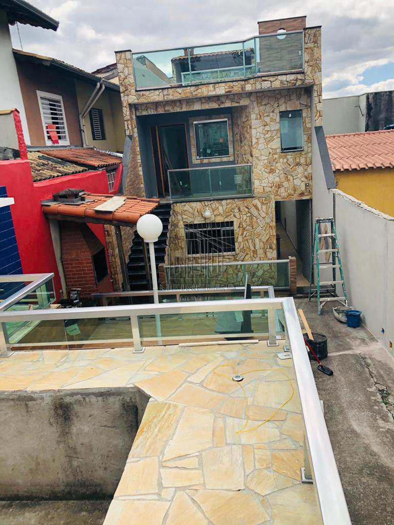 Casa com 2 dorms, Vila Paranaguá, São Paulo, Cod: 579