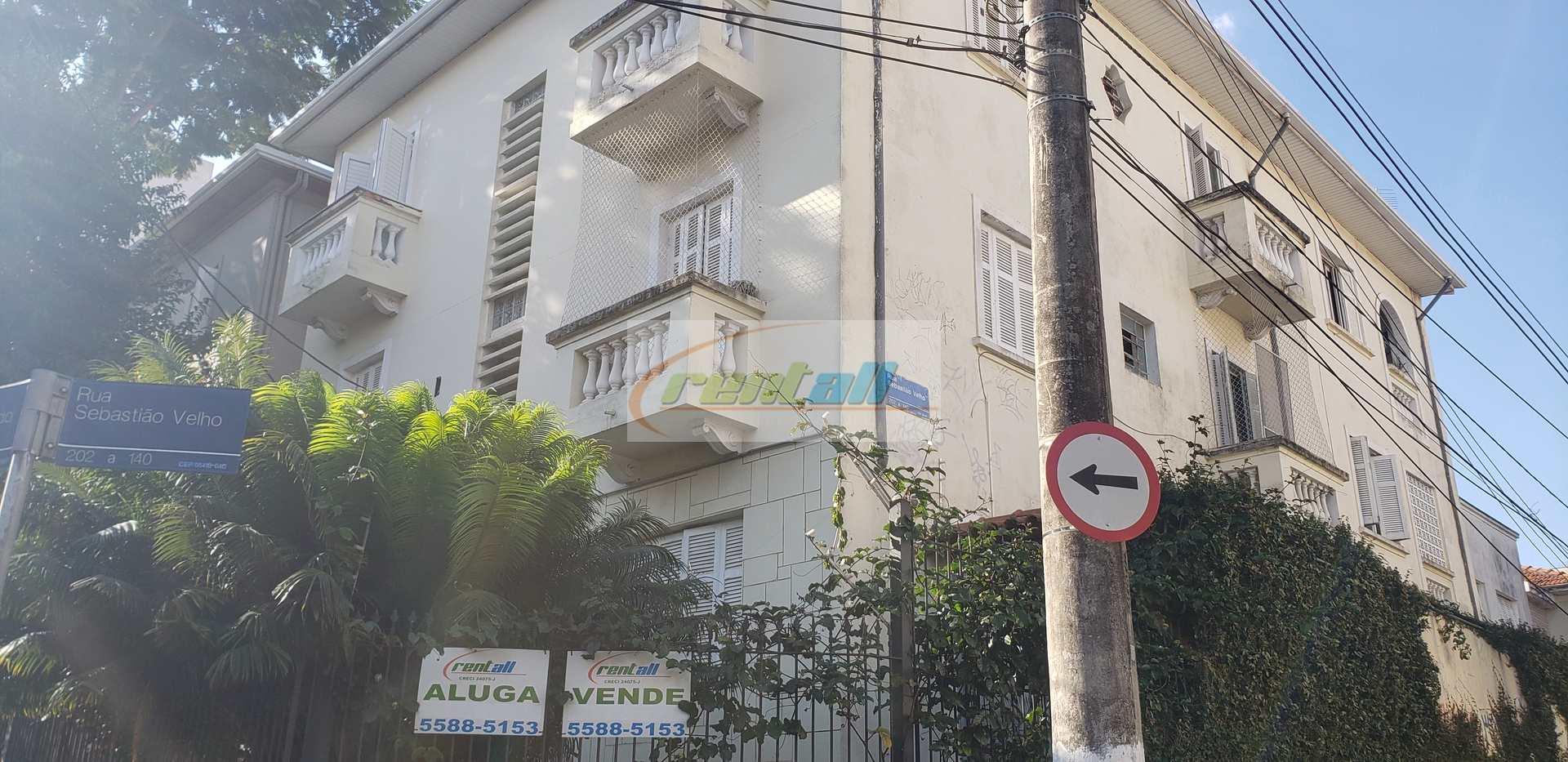Apartamento com 2 dorms, Pinheiros, São Paulo - R$ 750 mil, Cod: RC445168