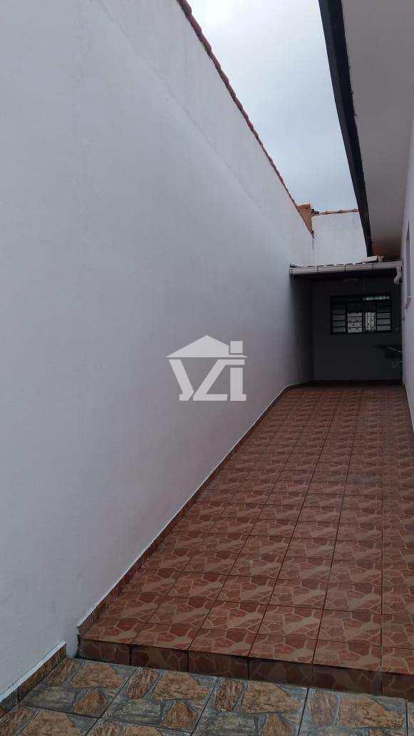 Casa com 2 dorms, Vila Oliveira, Mogi das Cruzes - Cód 248