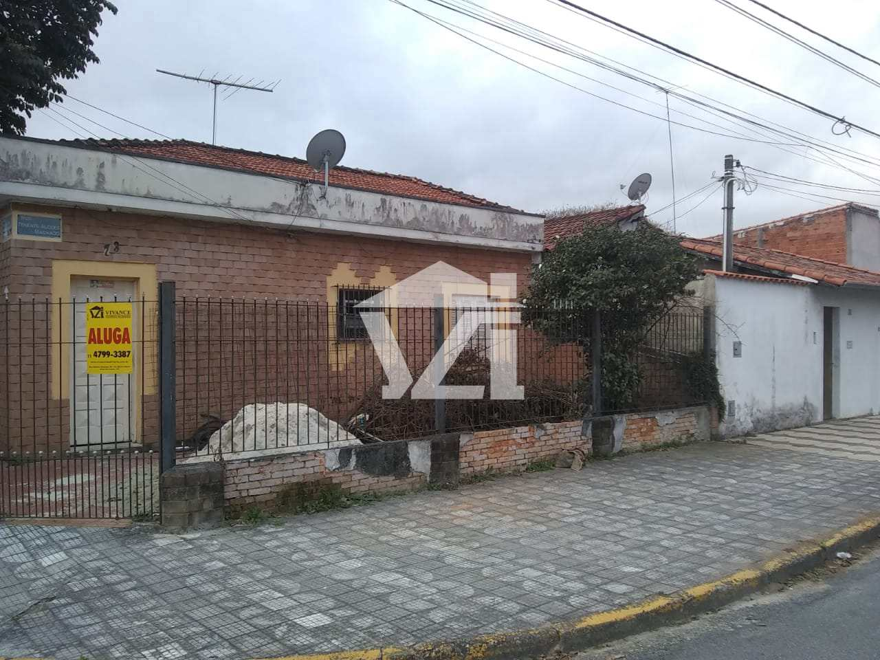 Casa com 2 dorms, Mogilar, Mogi das Cruzes, Cod: 298