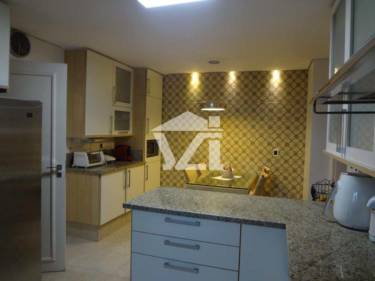 Apartamento com 4 dorms, Vila Oliveira, Mogi das Cruzes - R$ 1.2 mi, Cod: 311