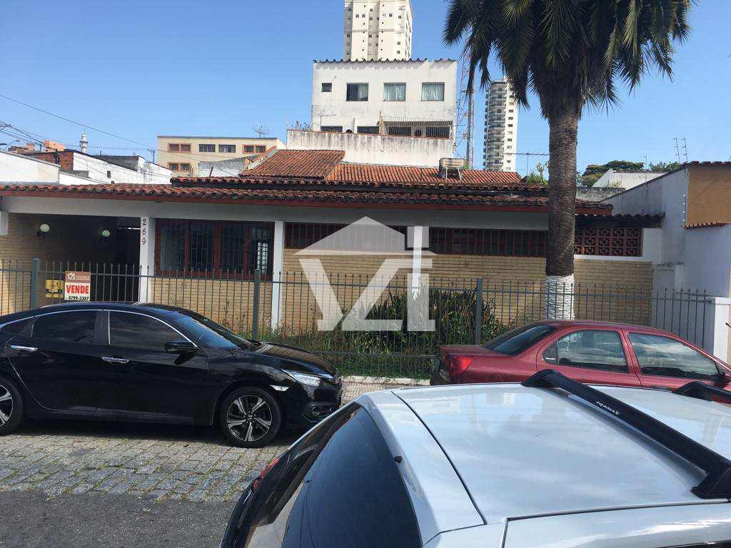 Casa com 3 dorms, Centro, Mogi das Cruzes - R$ 890 mil, Cod: 321