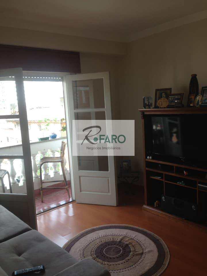 Apartamento com 3 dorms, Boqueirão, Santos - R$ 650 mil, Cod: 124