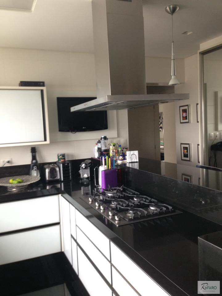 Apartamento com 4 dorms, Boqueirão, Santos - R$ 3.5 mi, Cod: 131