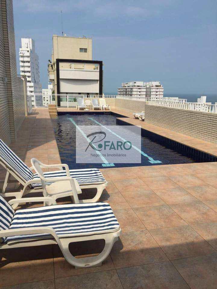 Apartamento com 2 dorms, Gonzaga, Santos - R$ 540 mil, Cod: 141