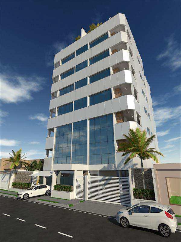 Apartamento em Alfenas, bairro Jardim Aeroporto II