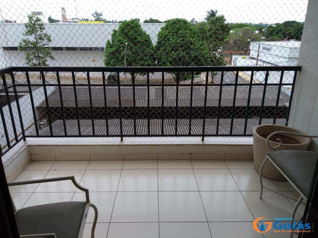 Apartamento com 3 dorms, Alto da Glória, Goiânia - R$ 400 mil, Cod: 8943