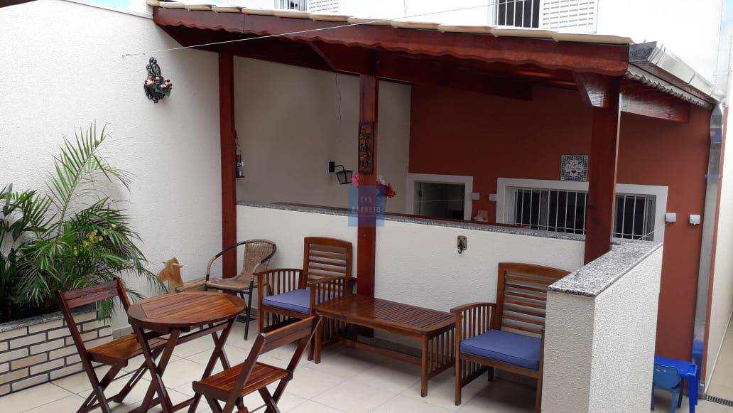 Sobrado com 3 dorms, Jardim Santa Cruz (Campo Grande), São Paulo - R$ 790 mil, Cod: 1529
