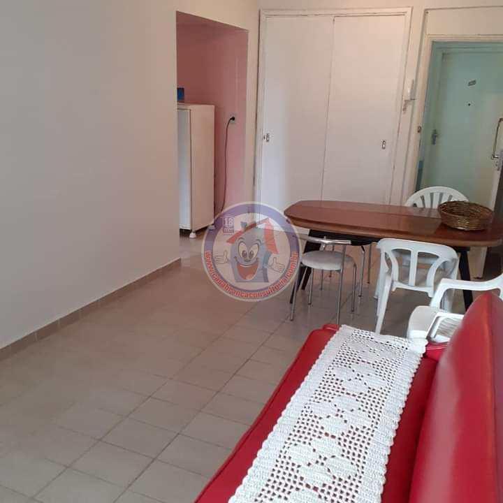Apartamento com 1 dorm, Vila São Paulo, Mongaguá - R$ 125 mil, Cod: 1324-Premium