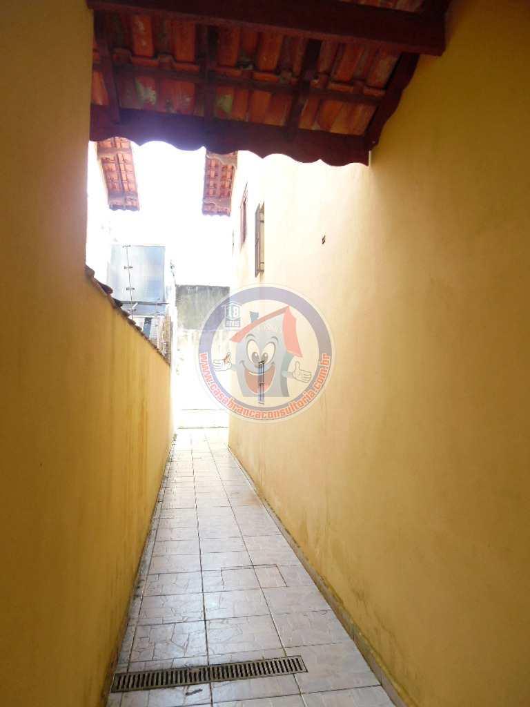 Sobrado com 2 dorms, Vila Atlântica, Mongaguá - R$ 220 mil, Cod: 1087-Premium