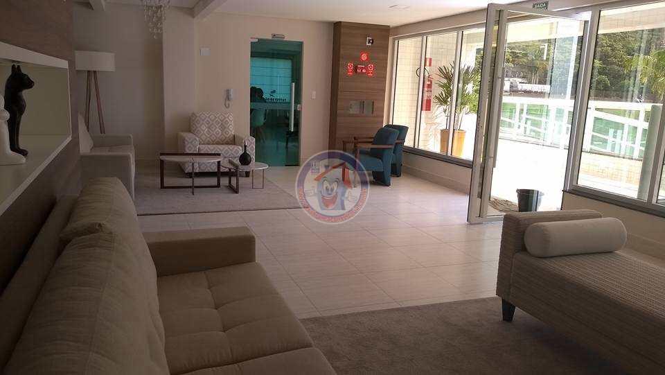 Apartamento com 2 dorms, Centro, Mongaguá - R$ 350 mil, Cod: 1376-Premium