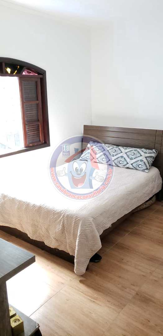 Casa de Condomínio com 1 dorm, Vila Oceanopolis, Mongaguá - R$ 185 mil, Cod: 31970