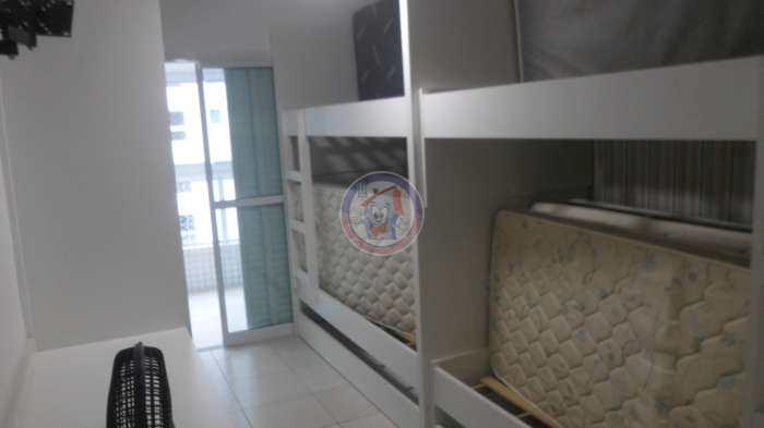 Apartamento com 2 dorms, Centro, Mongaguá - R$ 450 mil, Cod: 35551