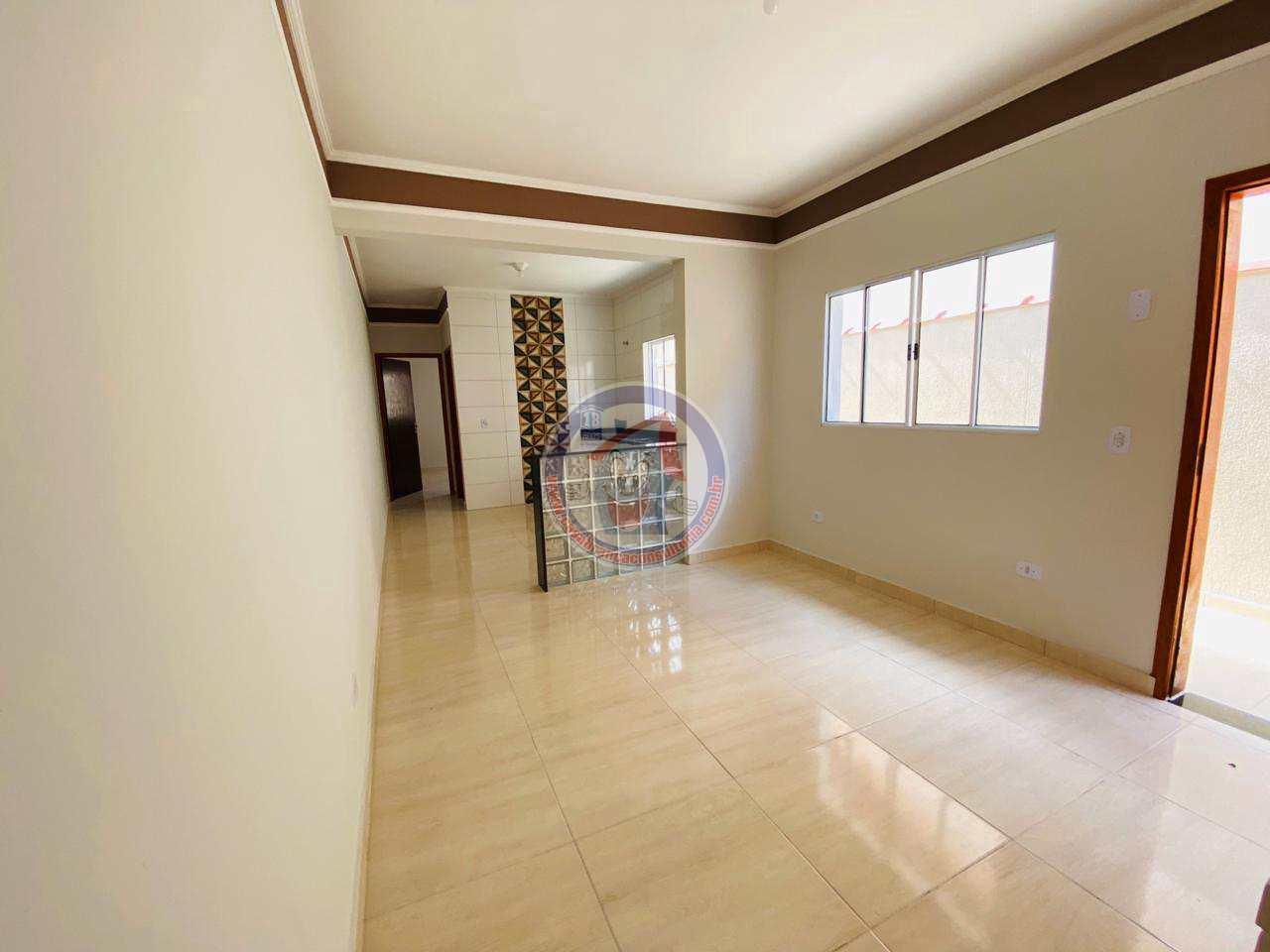Casa com 2 dorms, Pedreira, Mongaguá - R$ 339 mil, Cod: 1520-Jussara