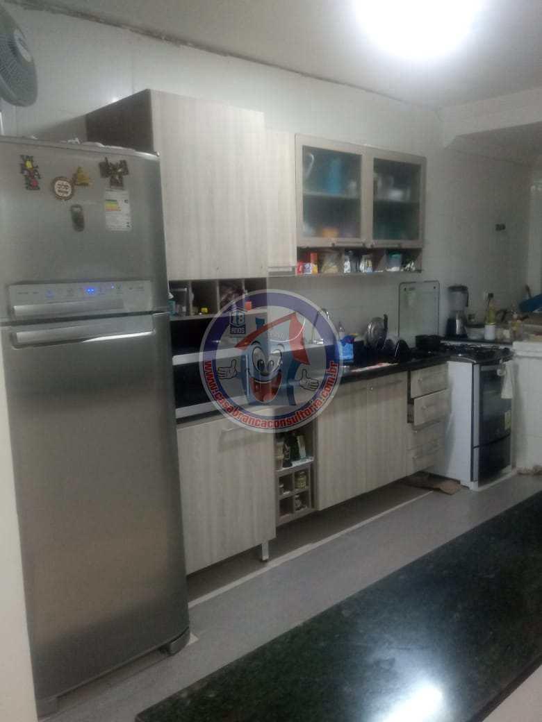 Apartamento com 2 dorms, Jardim Caiahu, Mongaguá - R$ 380 mil, Cod: 1351-Premium