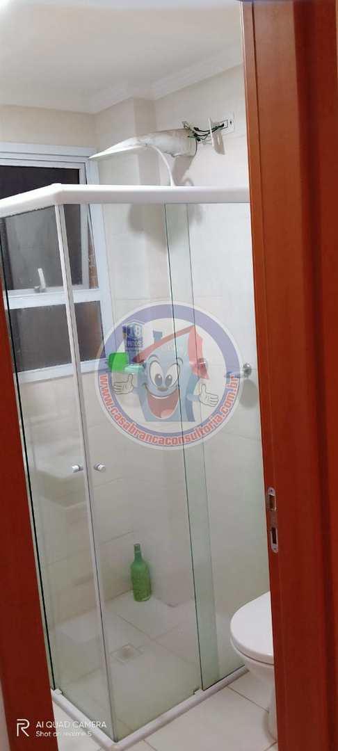 Apartamento com 2 dorms, Vila São Paulo, Mongaguá - R$ 490 mil, Cod: 260-Ita