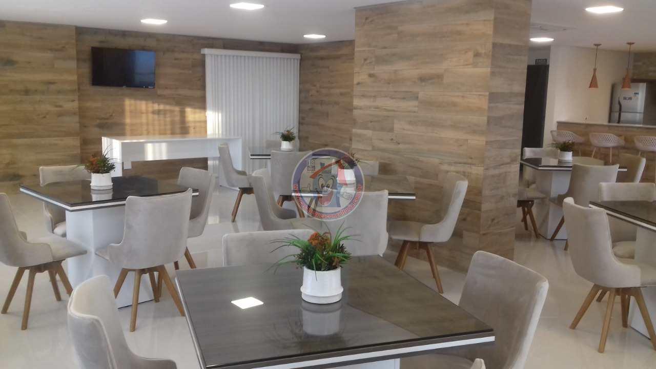 Apartamento com 2 dorms, Vila Anhanguera, Mongaguá - R$ 399 mil, Cod: 37011
